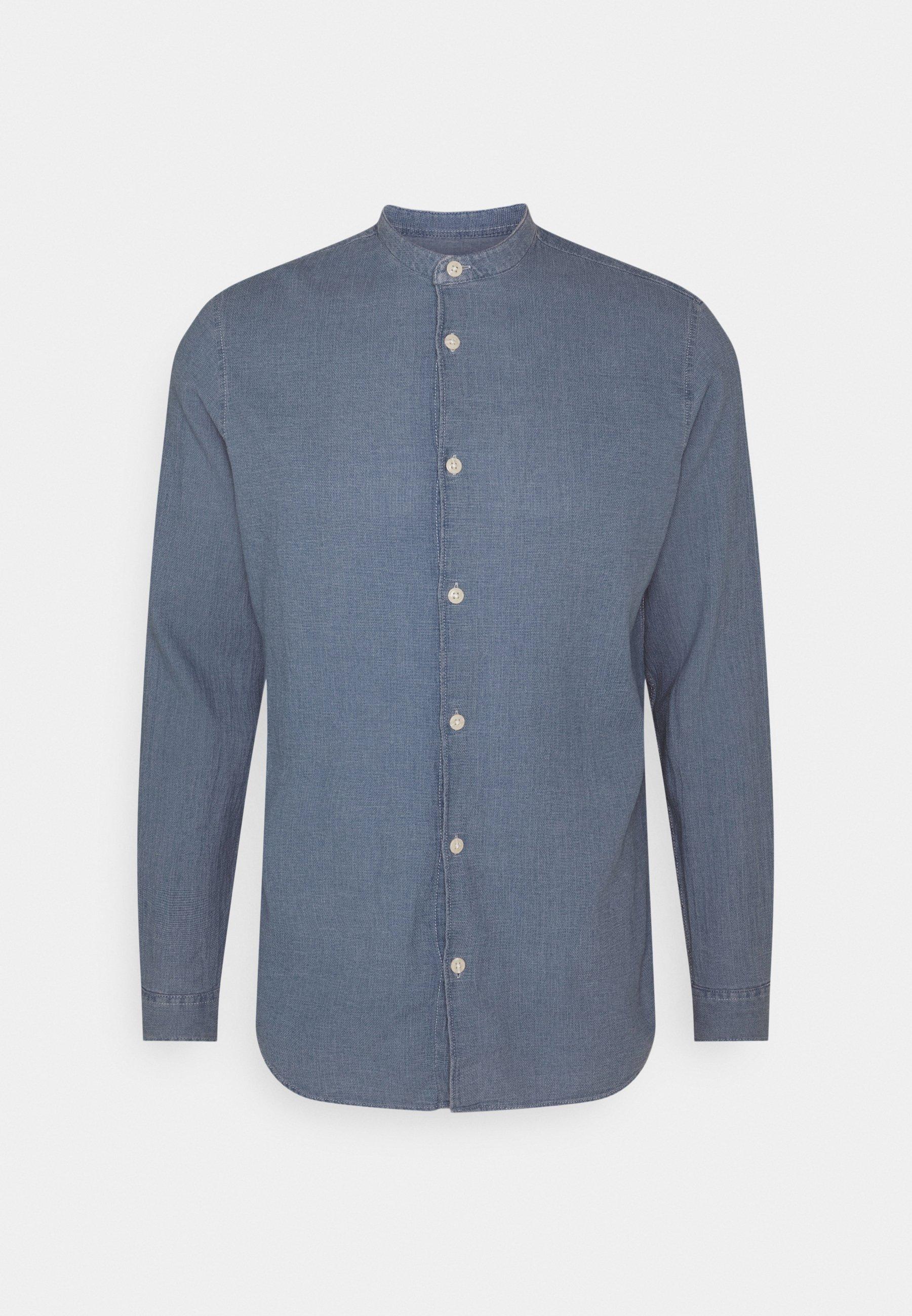 Men SLHSLIMCALLUM STRUCTURE - Shirt