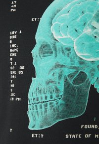 RETHINK Status - REGULAR FIT UNISEX - T-shirt med print - black - 2
