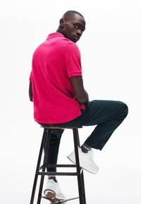 Lacoste - PH4012 - Polo - rose fushia - 1
