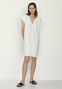 Massimo Dutti - Day dress - white - 1