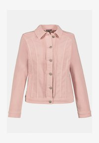 GINA LAURA - Denim jacket - puderrosa - 2