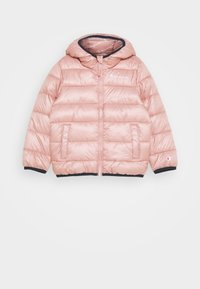 Champion - LEGACY OUTDOOR HOODED JACKET UNISEX - Zimní bunda - light pink - 0