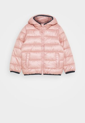 LEGACY OUTDOOR HOODED JACKET UNISEX - Zimní bunda - light pink