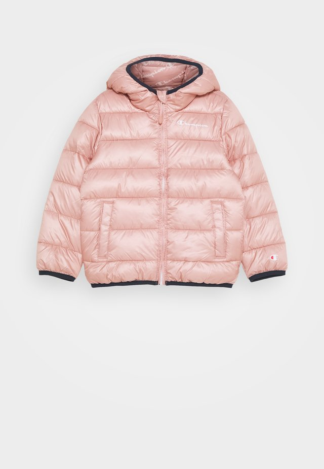 LEGACY OUTDOOR HOODED JACKET UNISEX - Veste d'hiver - light pink