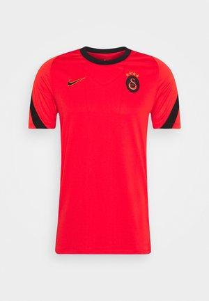 GALATASARAY - Club wear - chile red/black