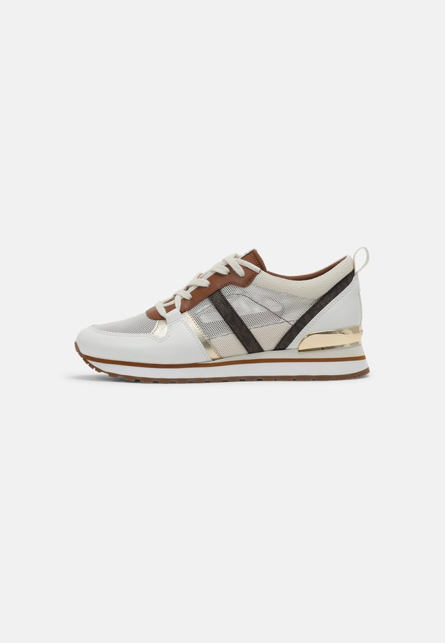 DASH TRAINER - Sneaker low - cognac