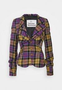 Vivienne Westwood - ALCOHOLIC JACKET - Blazer - multi-coloured - 7