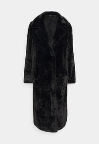 ONLY - LONG COAT - Classic coat - black - 4