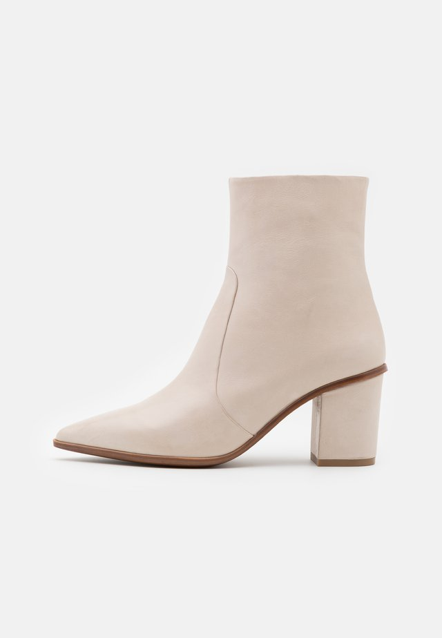 Classic ankle boots - firenze cocco