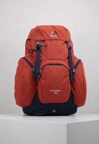 Deuter - GRÖDEN 32 - Backpack - lava/navy - 0