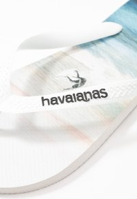 Havaianas - HYPE - Pool shoes - white/blue sky - 2