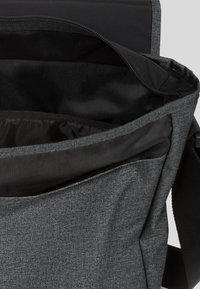 Eastpak - CORE COLORS/AUTHENTIC - Across body bag - mottled dark grey - 3