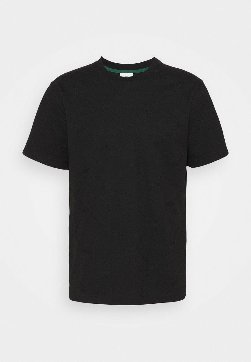 Lacoste LIVE - T-shirt basic - black