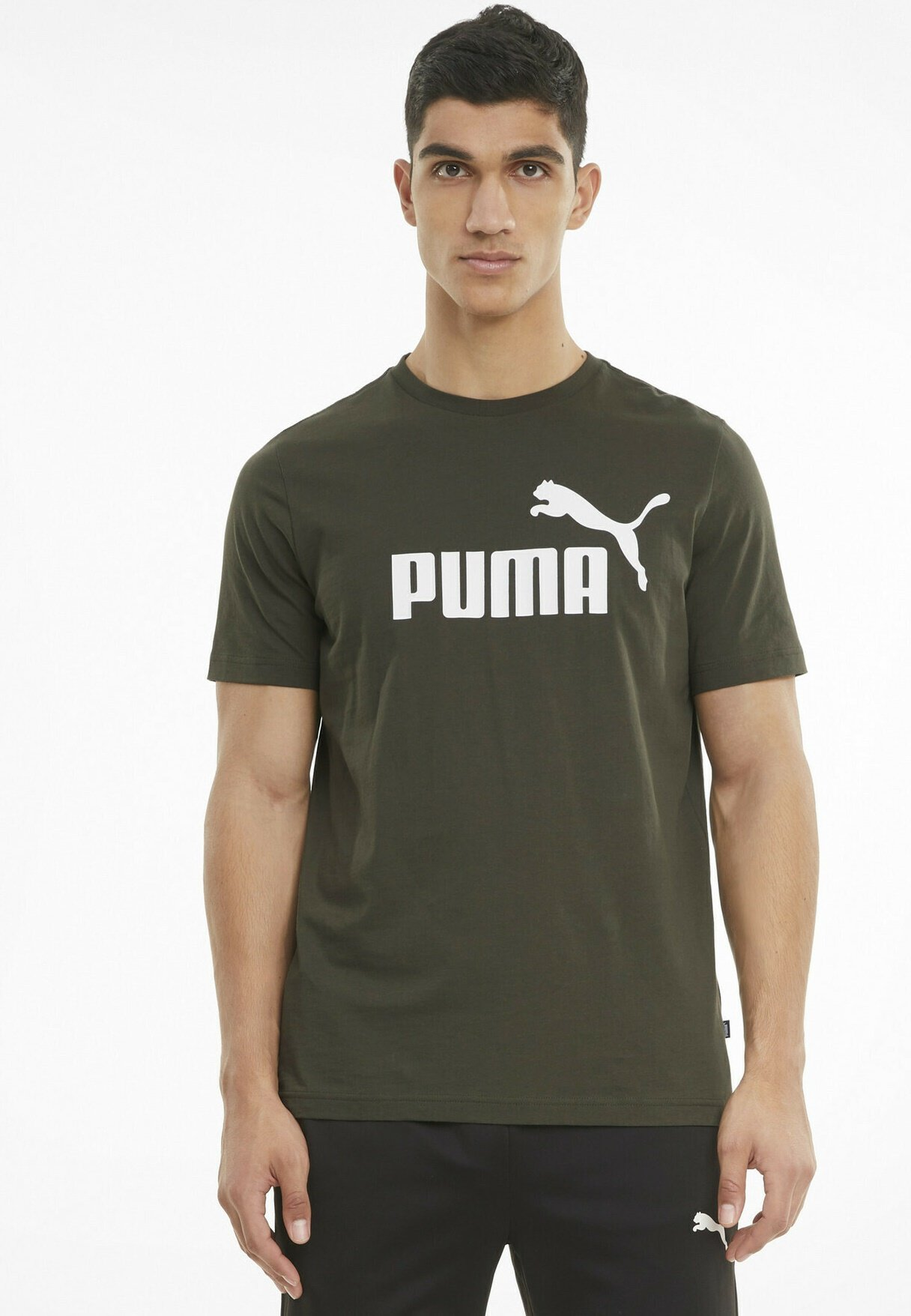 Herren ESSENTIALS LOGO MAND - T-Shirt print