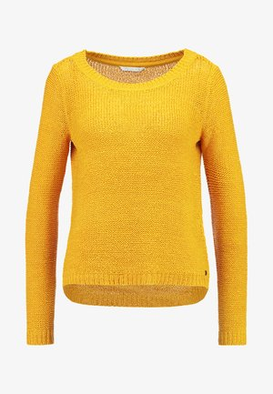 ONLGEENA - Jumper - golden yellow
