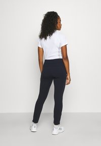 J.LINDEBERG - LEA PULL ON  - Trousers - navy - 2