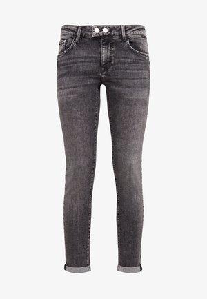 ADRIANA - Jeans Skinny Fit - smoke random glam