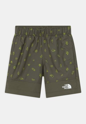 CLASS WATER - Swimming shorts - taupe