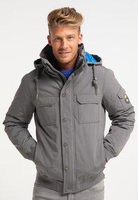 Mo - Winter jacket - grau - 0
