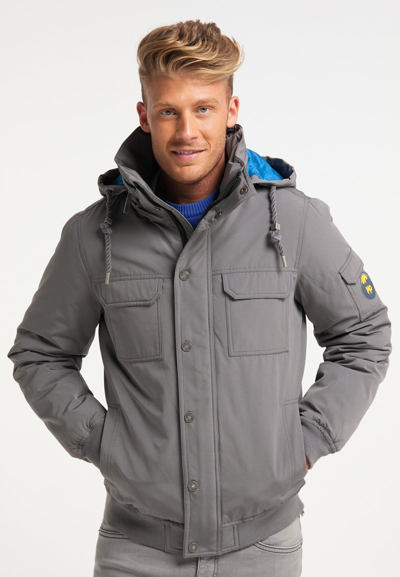 Mo - Winter jacket - grau