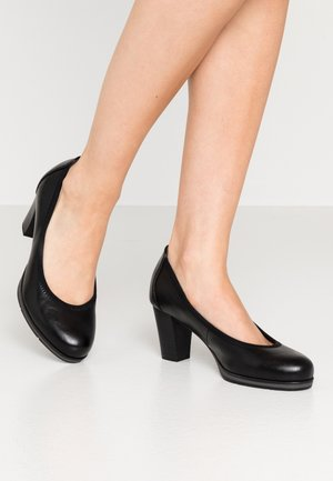 COURT SHOE - Czółenka - black