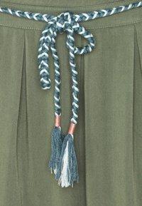 Ragwear - DEBBIE - A-line skjørt - olive - 2