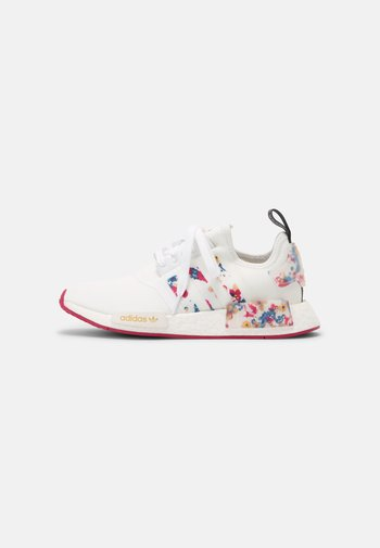 NMD_R1 - Trainers - white/bold pink/legend ink