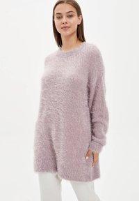 DeFacto - Fleece jumper - pink - 2