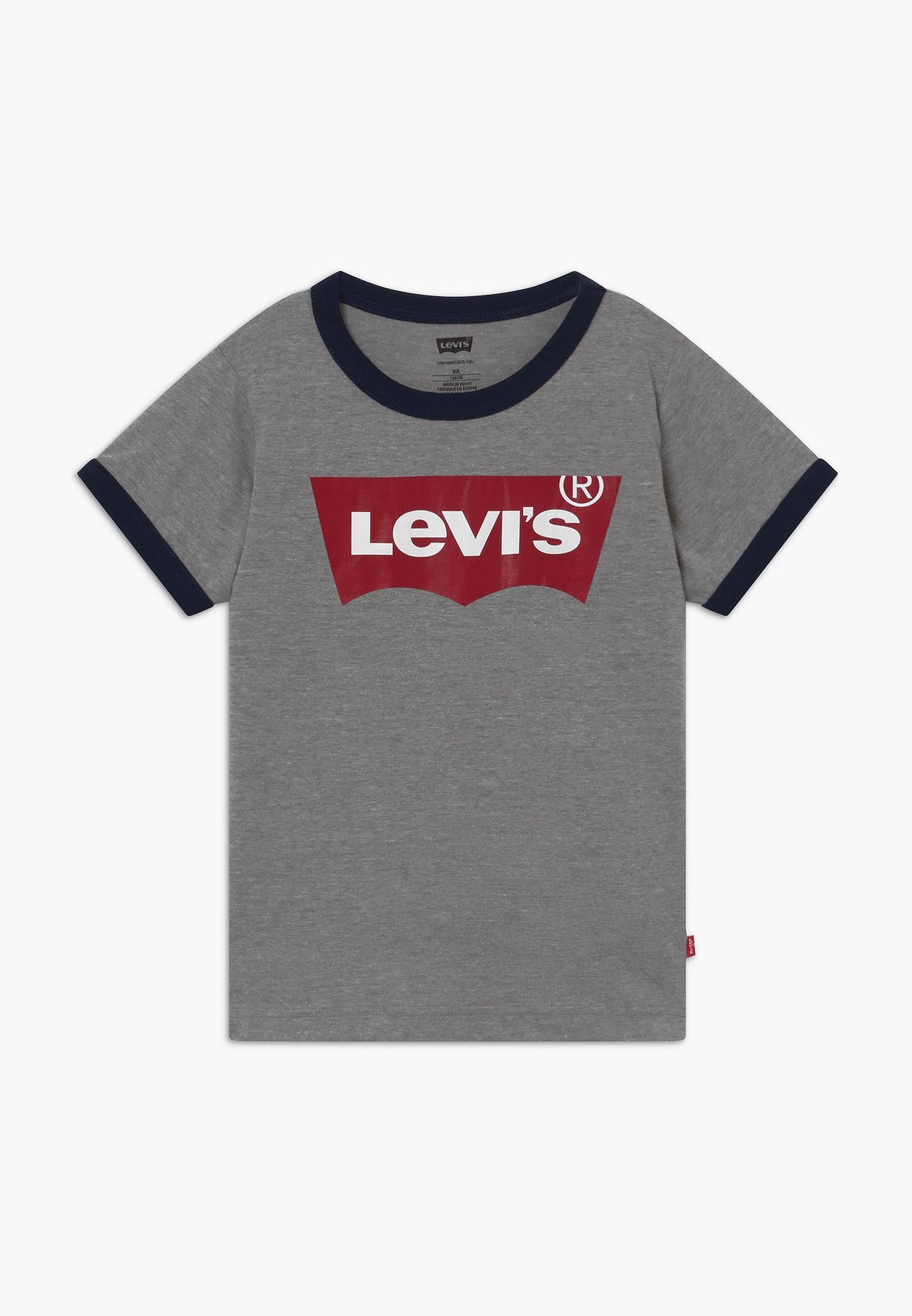 Kids BATWING RINGER TEE - Print T-shirt