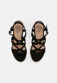 Bullboxer - taupe - High heeled sandals - black - 4