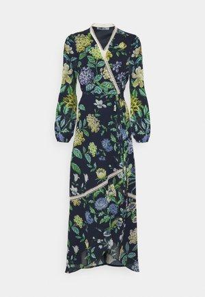 IRIS - Maxi šaty - navy