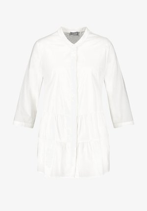 3/4 ARM  - Button-down blouse - offwhite