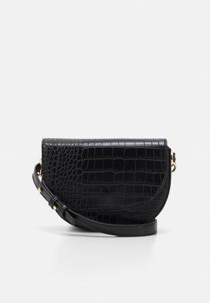 ONLPOPPY CROSSBODY BAG - Schoudertas - black