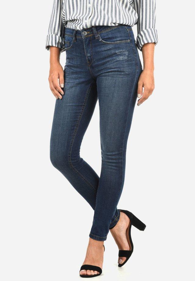 ADRIANA - Jeans Skinny Fit - dark blue