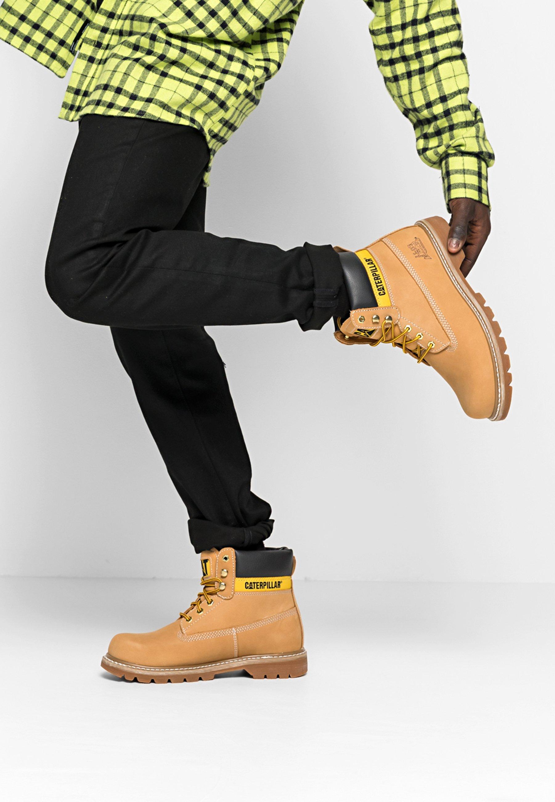 Men COLORADO - Lace-up ankle boots