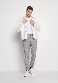 D-STRUCT - RICCO - Trousers - tartan - 1
