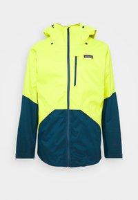 SNOWSHOT  - Ski jas - chartreuse