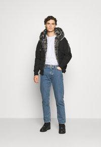 Glorious Gangsta - NAVIER - Winter jacket - black - 1