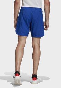 adidas Performance - CONDIVO 20 PRIMEGREEN SHORTS - Sports shorts - blue - 1