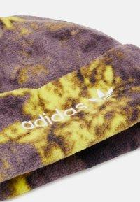 adidas Originals - BEANIE UNISEX - Czapka - yellow/purple - 2