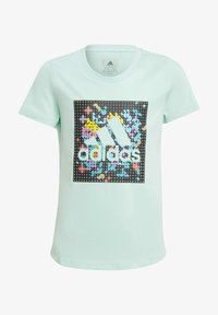 adidas Performance - LEGO DOTS G 2 - T-shirt print - turquoise - 0