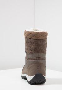 Hi-Tec - RIVA WP - Winter boots - beige - 3