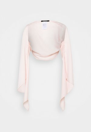 STOLA - Cardigan - powder pink