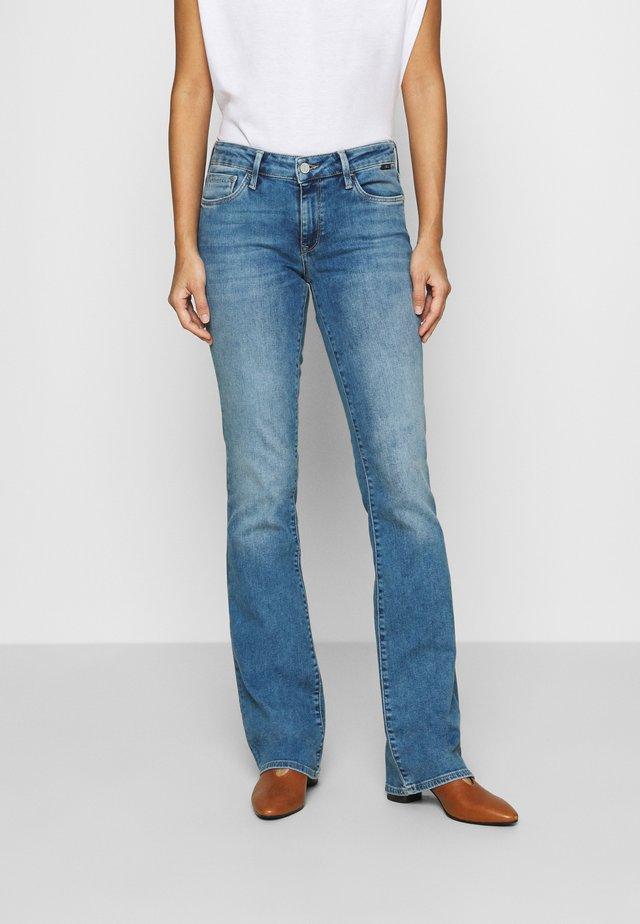 BELLA - Bootcut jeans - used vintage