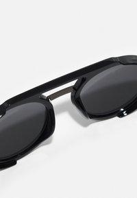 Urban Classics - SUNGLASSES JAVA UNISEX - Sluneční brýle - black/gunmetal - 2