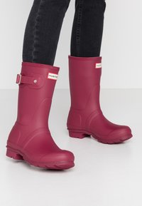 Hunter ORIGINAL - WOMENS ORIGINAL  - Gummistøvler - red algae - 0