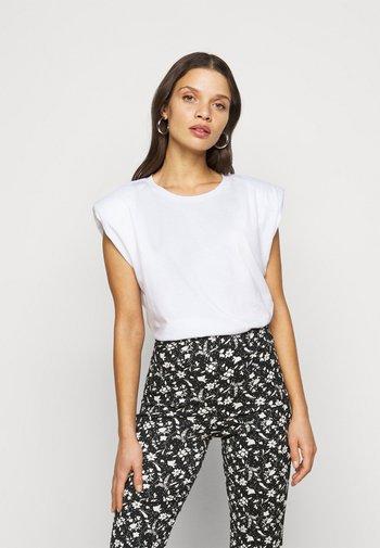 ONLPERNILLE 2 PACK - Basic T-shirt - black/white