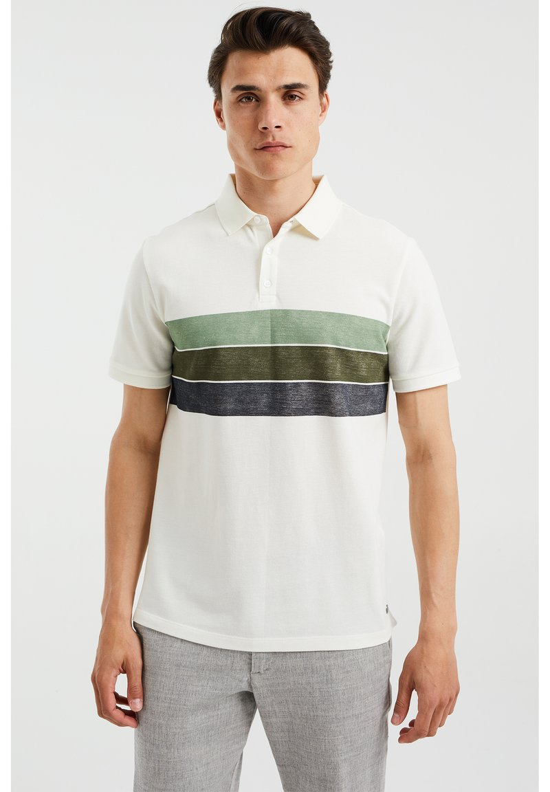 WE Fashion - Polo shirt - off white