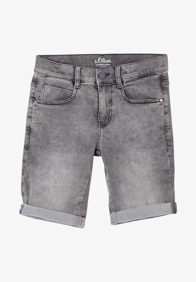 SEATTLE - Jeansshort - grey