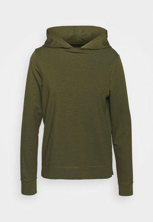 PAPILIA - Long sleeved top - khaki